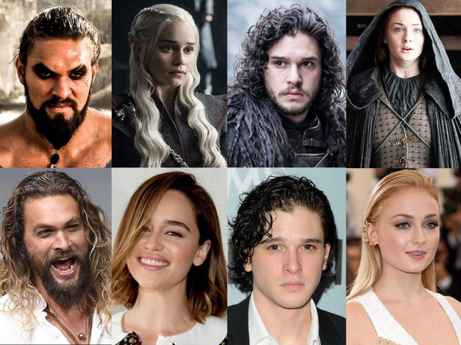 Brienne & The Hound Talk Arya On Game Of Thrones & Fans
